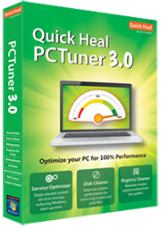 Quick Heal PC Tuner
