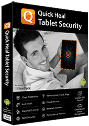 QuickHeal Tablet Security