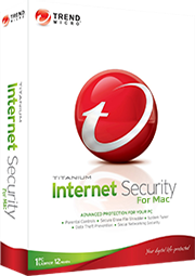 Trend Micro Titanium Internet Security for Mac